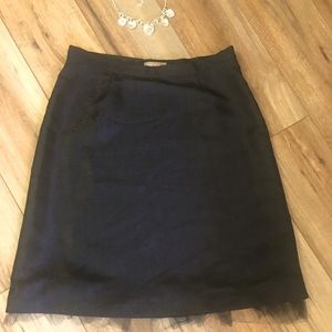 Black Skirt w Lace Perfect & Sexy